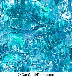 seamless, struktura, lód