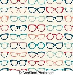 seamless, sunglasses, tło