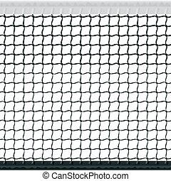 seamless, tennisnetz