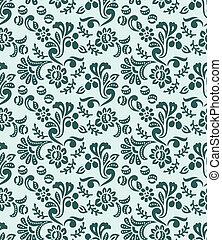 Seamless textile design