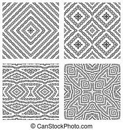seamless texture 16 - seamless textures against white...