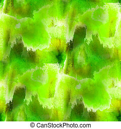 seamless texture color watercolour green abstract