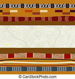 seamless, texture, ethnique