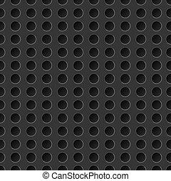 Seamless texture metal surface