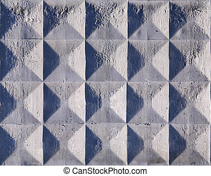 seamless texture of concrete wall