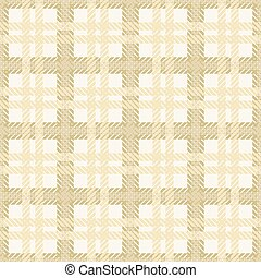 Seamless texture of cotton fabric