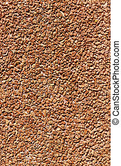 seamless texture of crushed stone