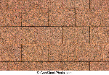seamless texture of granite slabs