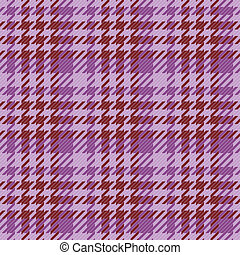 Old fashioned gingham check pattern in violet color for scrapbooks, restaurants, fabrics, arts, crafts and decorating. Pattern swatch will seamlessly fill any shape.