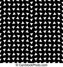 Seamless texture of the triangles.
