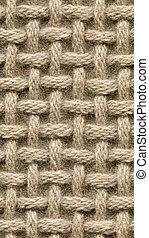 seamless texture of woolen fabric