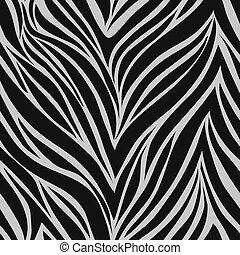Seamless texture of zebra skin?