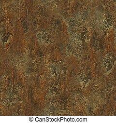 seamless, texture., rust.