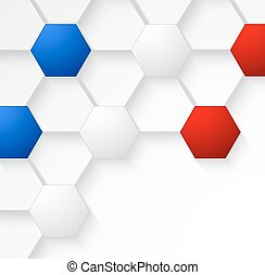 Seamless texture soccer ball background with France flag...