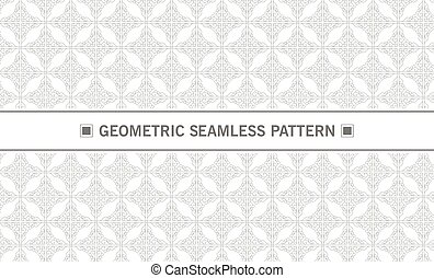 Seamless texture vector. Gray background.