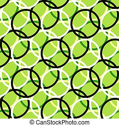 Seamless texture with circles. Abstract background