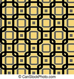Seamless texture with squares. Abstract background