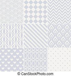 seamless textured geometric pattern