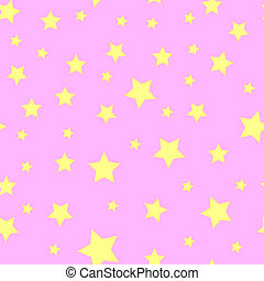 Seamless textures with stars