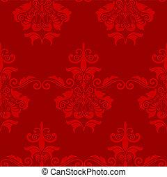 Seamless tile decorative wallpaper