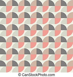 seamless tile retro pattern design 1007