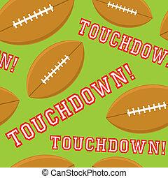 Seamless Touchdown