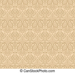 Seamless traditional background
