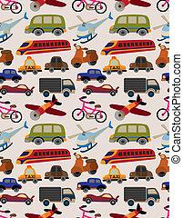seamless transport pattern