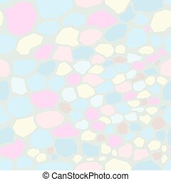 Seamless Unicorn Marble Pattern