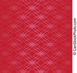 seamless vector dark red pattern