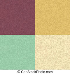 seamless vector drawing tiled animal skin pattern