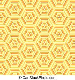 Seamless vector geometric, Pattern background