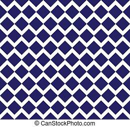Seamless Vector Vintage Geometric Pattern