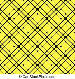 Seamless vector geometric tile texture pattern.
