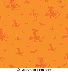 Vector Halloween Pattern