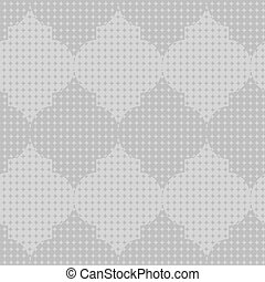 seamless vector pattern background in greyscale