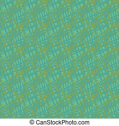 seamless vector pattern in turquoise colors