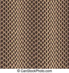 Seamless vector snake skin