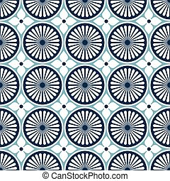 Seamless Vintage Pattern Background
