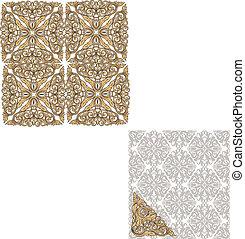 Seamless vintage pattern