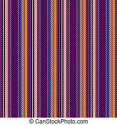 Seamless vivid striped pattern