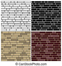 seamless wall background collection