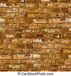 seamless wall brick texture brown red pattern surface cement background old urban concrete
