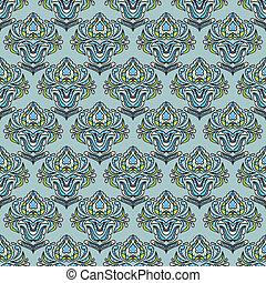 Seamless wallpaper abstract pattern.