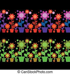wallpaper of flowers