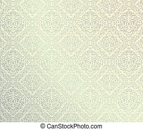 Seamless wallpaper, vector