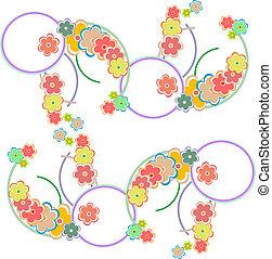 seamless wallpaper vintage rose pattern background