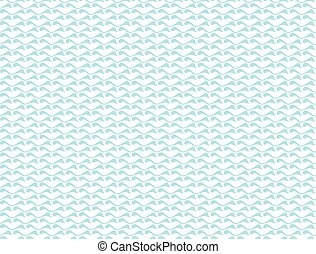 seamless water pattern vector background