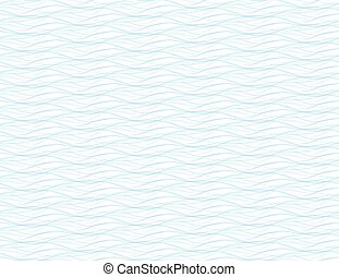 seamless water wave  pattern vector background