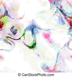 Seamless Watercolor Texture